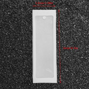 Silicone Resin Bookmark Mould - Big