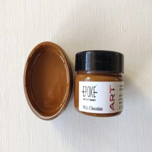 Epoke Art Pigment Paste (Opaque) - Milk Chocolate
