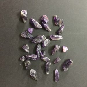 Resin Craft Crystal Stones - Amethyst