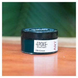 Epoke Art Pigment Paste (Opaque) - Translucent Green