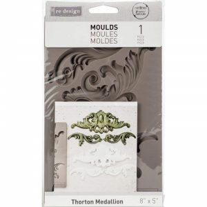 Prima Marketing Redesign Decor Mould - Thorton Medallion