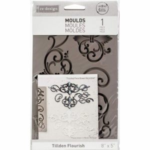 Prima Marketing Redesign Decor Mould - Tillden Flourish
