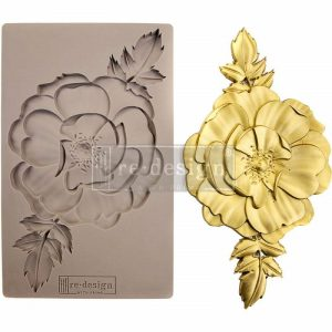 Prima Marketing Redesign Decor Mould - In Bloom