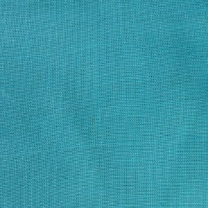 Jute Fabric - Teal Blue
