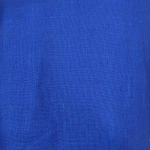Jute Fabric - Royal Blue