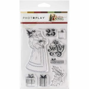 Photoplay Santa Christmas Memories Stamp Set