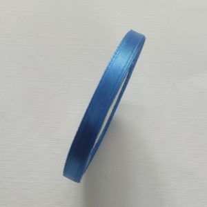 Blue Satin Ribbon 8mm