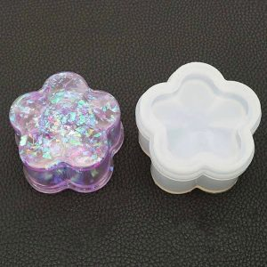 Silicone Flower Box Mould