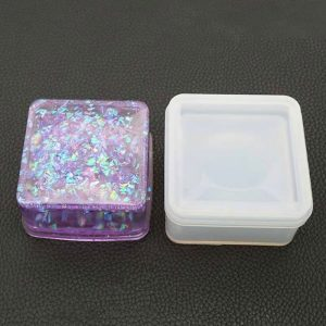 Silicone Square Box Mould