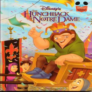 Disney's Wonderful World of Reading The Hunchback of Notre Dame by Ronald Kidd