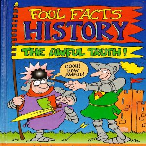 History (Foul Facts) by Amber Grayson; Jamie Stokes