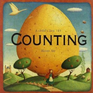 Counting A Child's First 123 by Alison Jay