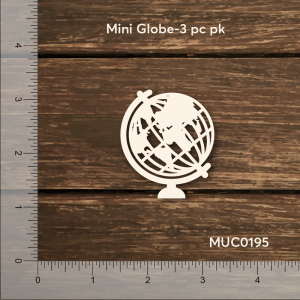 Mini Globe Mudra Chipzeb