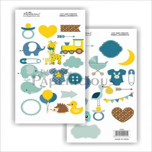 Papericious - Cut and Create Embellishments