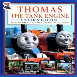 Thomas the Tank Engine Story Book By Wilbert Vere Awdry