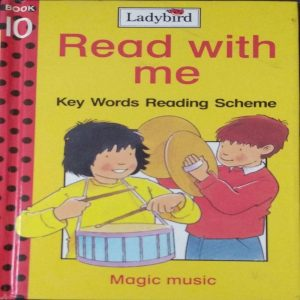 Read With Me Magic Music by William Murray