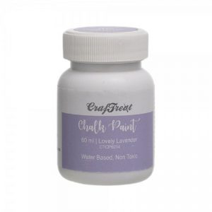 CrafTreat Chalk Paint - Lovely Lavender