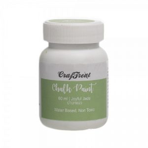 CrafTreat Chalk Paint - Joyful Jade