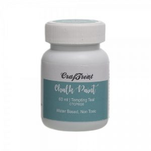 CrafTreat Chalk Paint - Tempting Teal