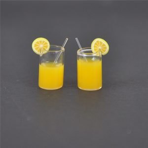 Miniature Lemon Juice Glass