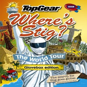 Where's Stig The World Tour (Top Gear) by Rod Hunt