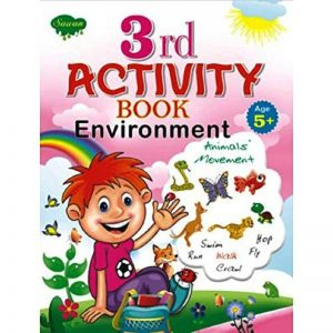 3rd Activity Environment (5+) by Manoj Pub. Ed. Borad
