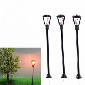 Miniature Lamp Post