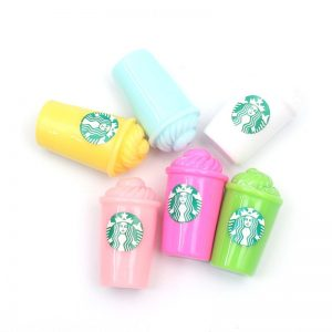 Miniature Starbucks Cups