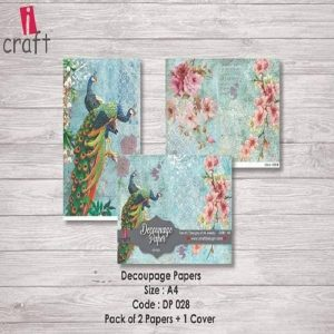 iCraft Decoupage Paper
