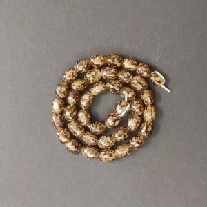Double Shade Brown Irregular Nugget Beads