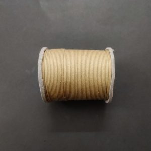 Sandal Waxed Cotton Cord