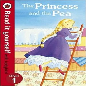 Princess and the Pea By Ladybird