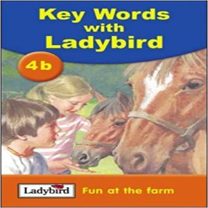 Key Words Fun At The Farm By Ladybird
