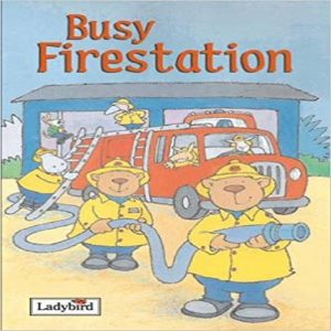 Busy Fire Station By Melanie Joyce