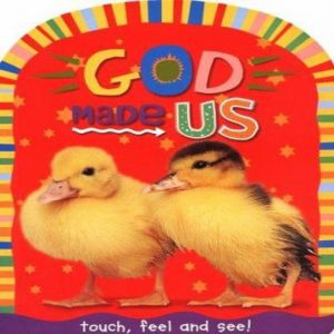 God Made Us By Joanna Bicknell