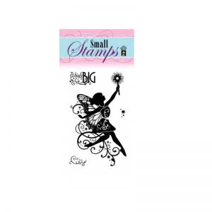 Hot Off The Press Clear Stamps Fairy