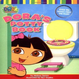 Dora's Potty Book (Dora the Explorer) By Nickelodeon