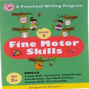 Preschool Writing Fine Motor Skills 2 By Jasmine Bheda