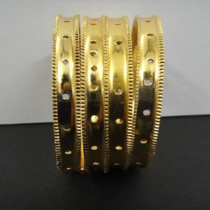 Gold Bangle Base