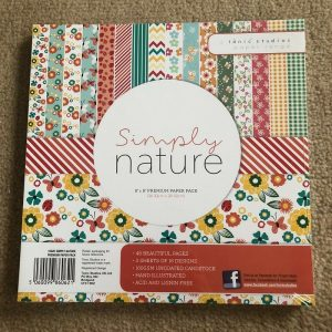 Tonic Studios - Simply Nature Paper Pack