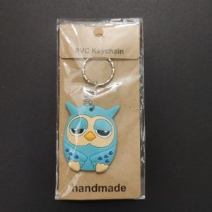 PVC Key Chain - Owl