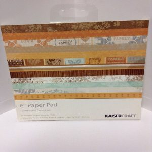 KaiserCraft - Homemade Collection Paper Pad