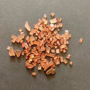 Resin Craft Crystal Stones - Orange