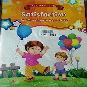 Values for Me Satisfaction by Future Books