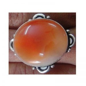 Adjustable Ring - Brown