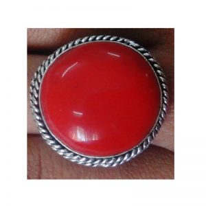 Adjustable Ring - Red