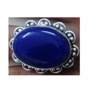 Adjustable Ring - Royal Blue