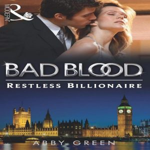 The Restless Billionaire by Abby Green