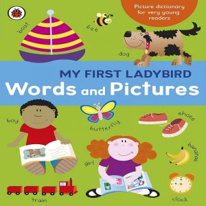 Words and Pictures By Ladybird