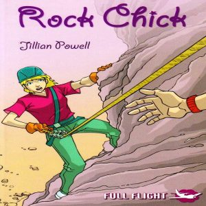 Rock Chick Full Flight Girl Power by Jillian Powell
